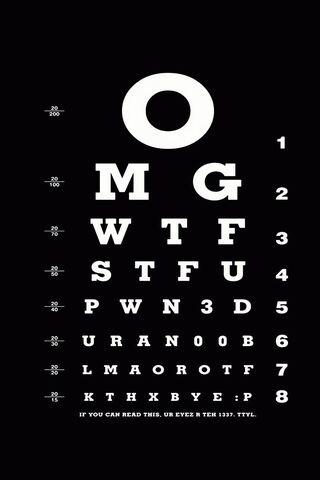 Optical Test