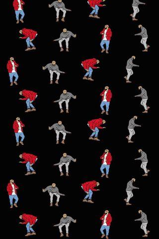 Dancing Drake