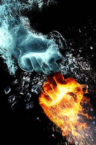 Lód i ogień