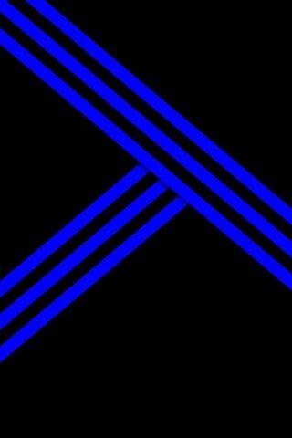 T Niebieski