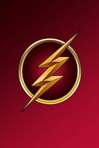 Logo Flash Rouge Fond D Ecran Telecharger Sur Votre Mobile Depuis Phoneky
