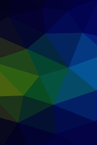 Yeşil Mavi