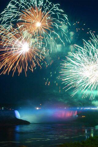 Fireworks Niagara