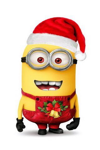 क्रिसमस मिनियन