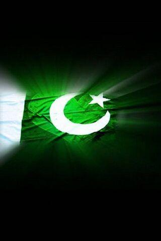 Bandiera pakistana