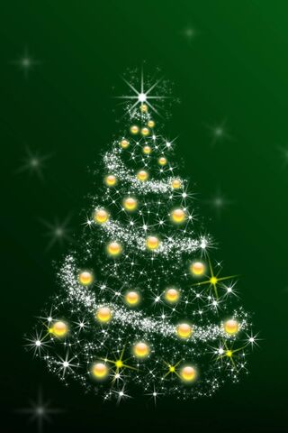 Green-Christmas-Tree