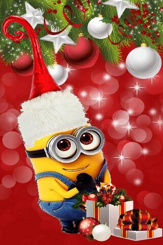 Natale Minion