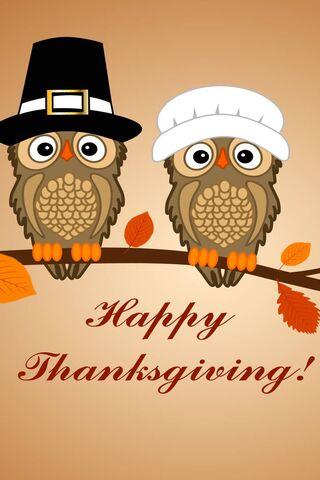 Счастливого дня благодарения
