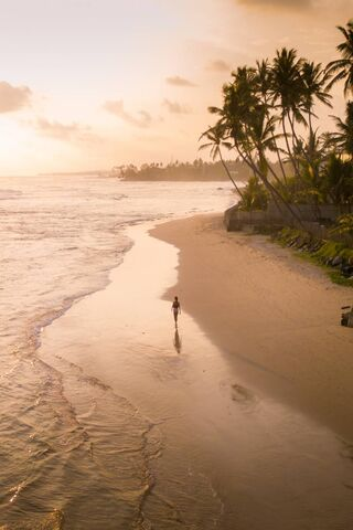 Pantai Sri Lanka