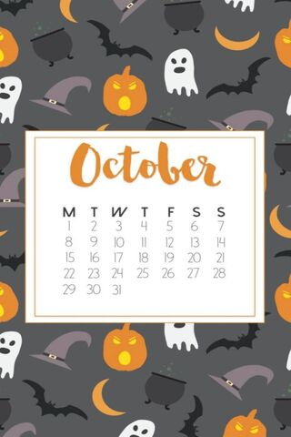 Month October
