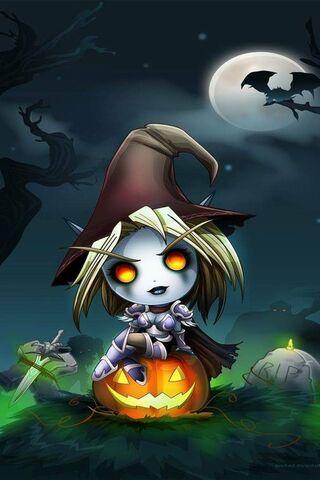 Halloweennacht