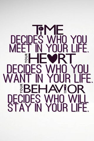Time Heart Behavior