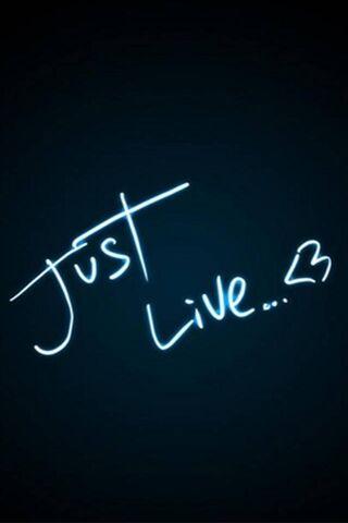 बस जीयो