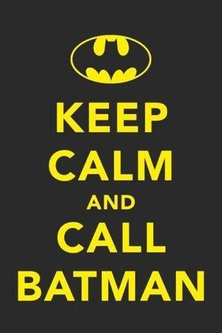 Call Batman