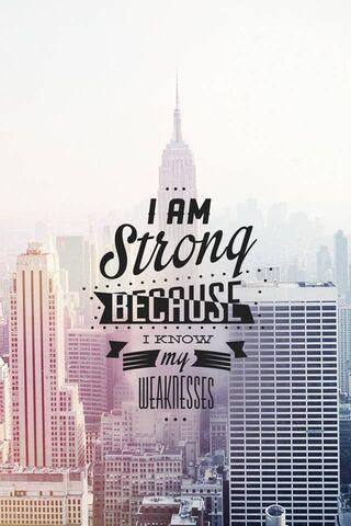 Jestem silny