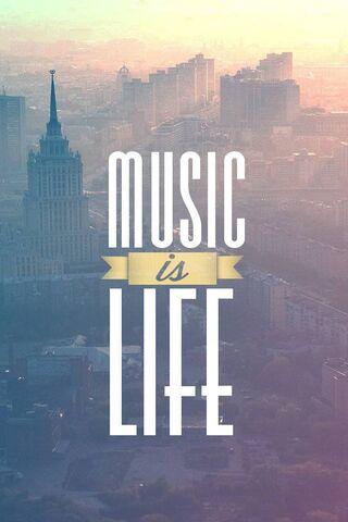 音乐就是生活