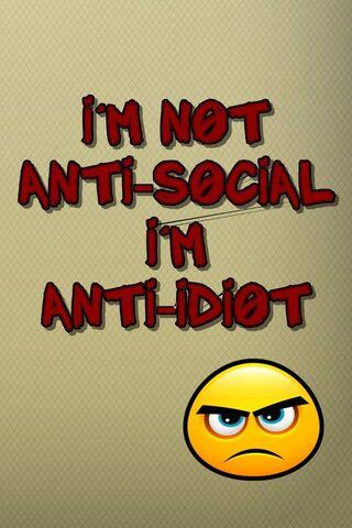 Anti Sosyal