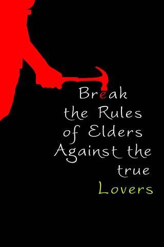 Romper la regla