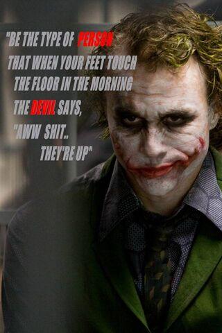 जोकर बोली