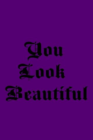 Youlookbeautiful