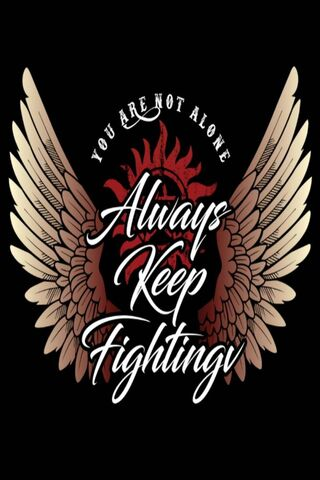Always Keep Fighting