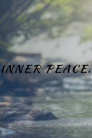 내면의 평화
