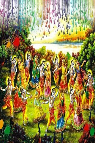 Maha-Ras-Krishna