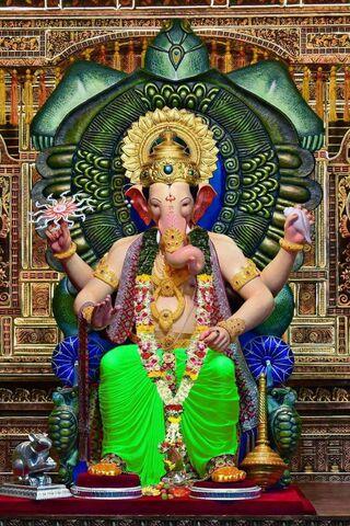 Lalbaug Ganesha
