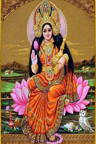 Sri Maha Lakshmi