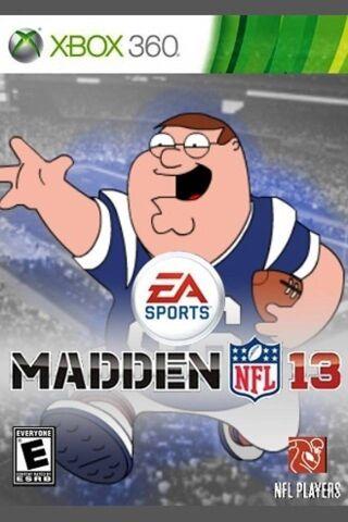 Madden 13 Peter