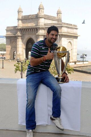Yuvraj and World Cup