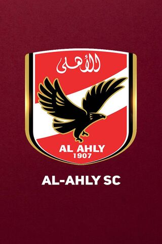 Al Ahly Sc Wallpaper Download To Your Mobile From Phoneky