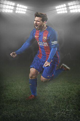 Leo Messi 2017