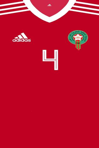 Morocco Jersey