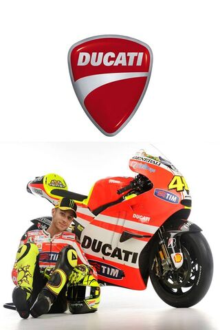 Vale Rossi Ducati