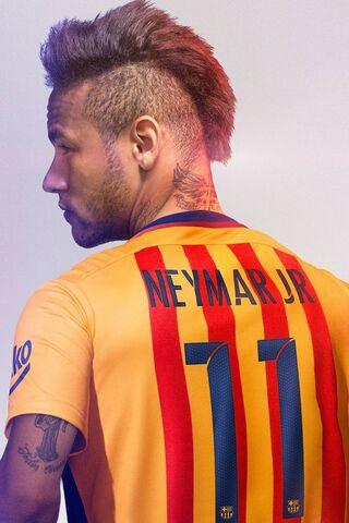 Bộ dụng cụ mới của Neymar