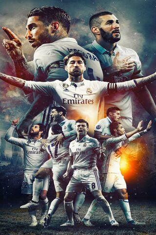 Real Madrid 2017
