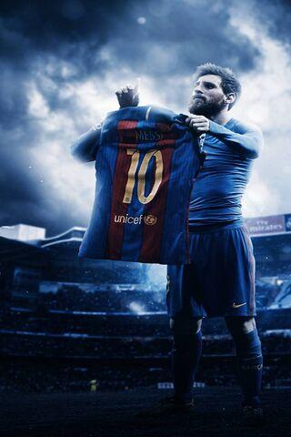 Messis Tshirt