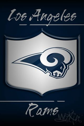 La Rams Wallpaper - Download to your