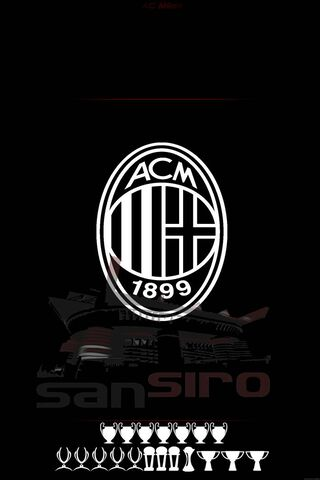 Ac Milan Wallpaper Download To Your Mobile From Phoneky