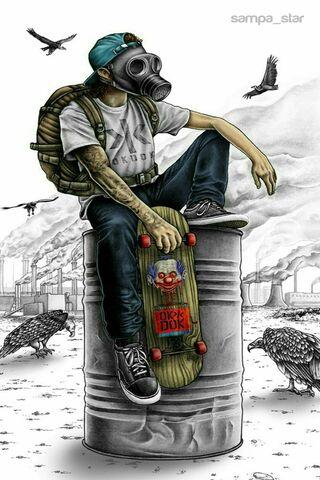 Skate Toxic