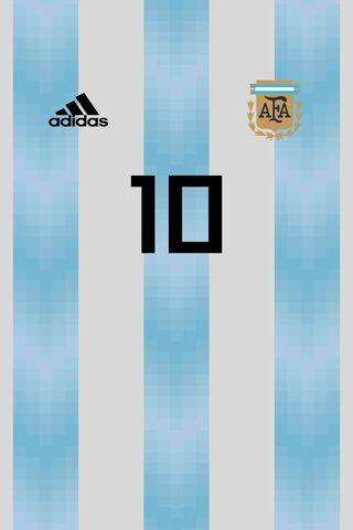 Messi Arjantin