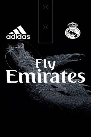 Bộ dụng cụ Blk Real Madrid