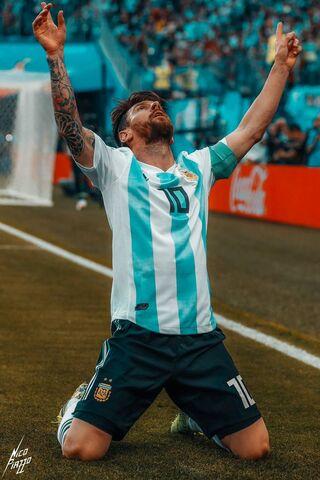 Messi Heaven