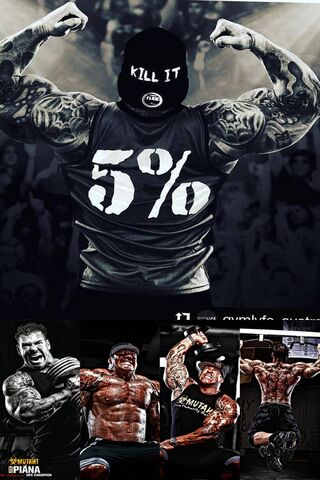 Rich Piana Motivate