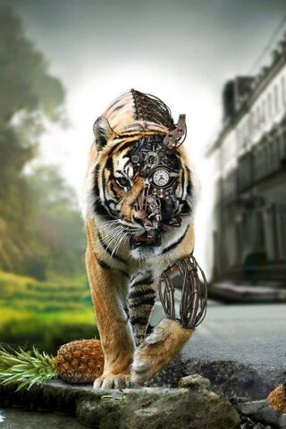 Tiger Terminator