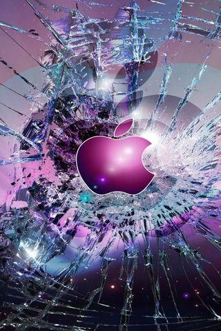 Broken Apple Screen