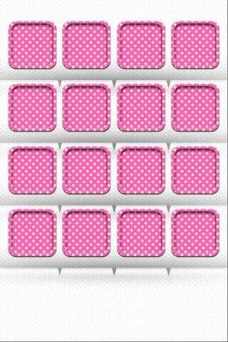 Polka Dot Iphone