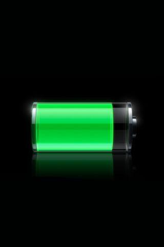 बैटरी लगभग पूरी