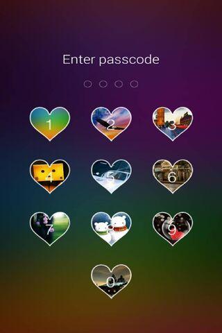 Passcode Screen